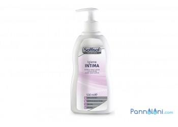 Detergente Intimo Soffisof per pelli delicate