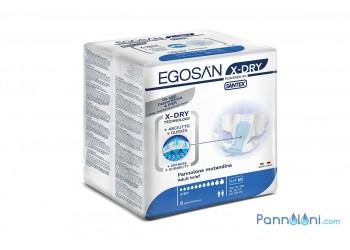 Pannolone con Adesivi X Dry di Egosan Tg M